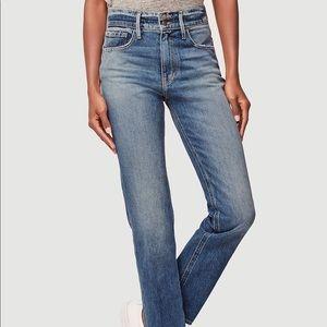 Frame Le Sylvie Strait Jeans Size 24 Color Bowie